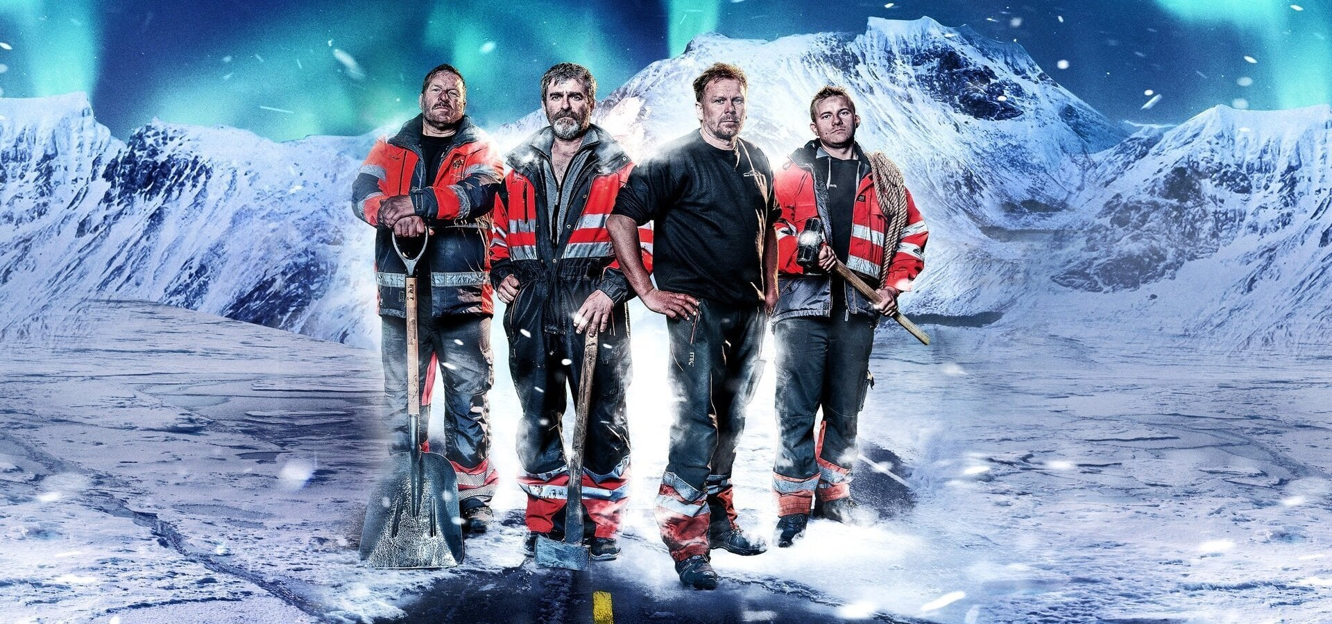 Ice Road Rescue