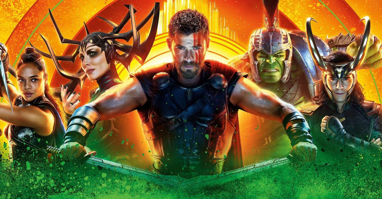Thor: Ragnarok backdrop 1
