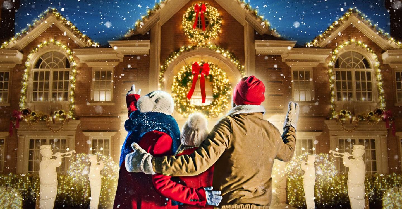 Weihnachten werden Wohn(t)räume wahr