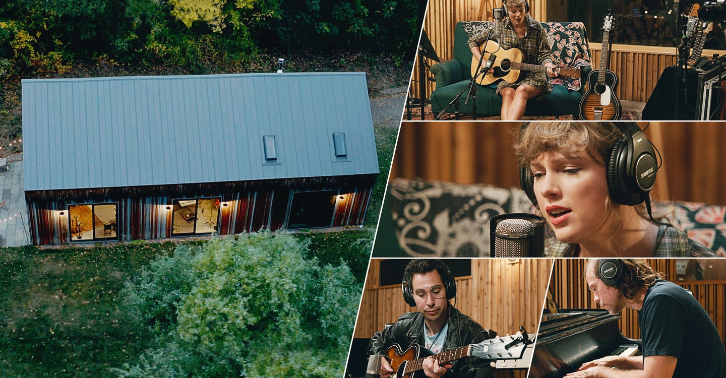 Folklore: The Long Pond Studio Sessions