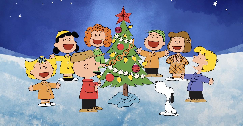 O Natal de Charlie Brown