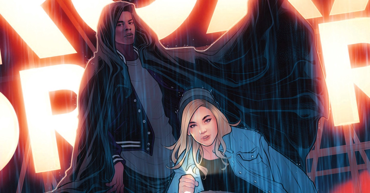 Marvel's Cloak & Dagger backdrop 1