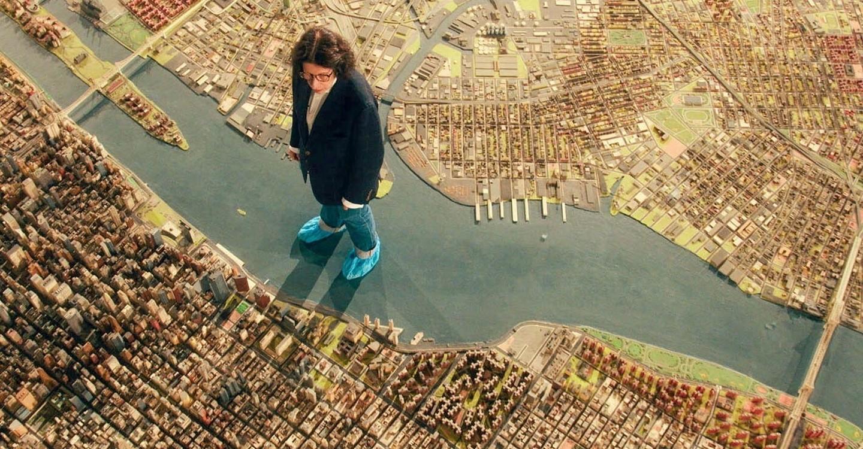Faz de Conta que Nova Iorque É uma Cidade