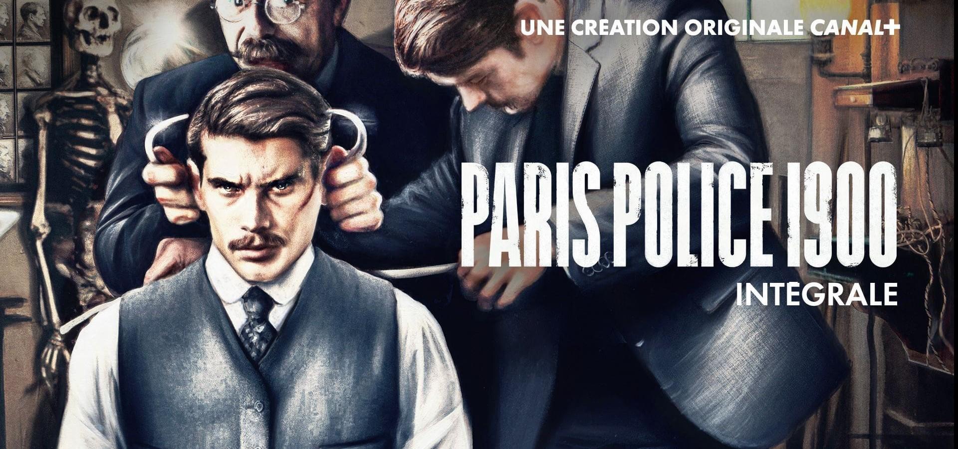 Парижская полиция 1900