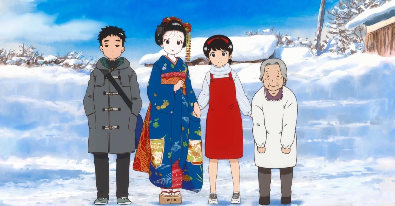 Phim Maiko-san Chi No Makanai-san - Kiyo in Kyoto: From the Maiko House (2021) Full Online