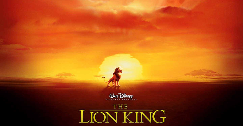 Leijonakuningas backdrop 1