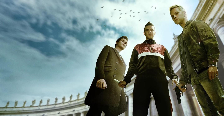 Suburra: Sangue em Roma - Netflix
