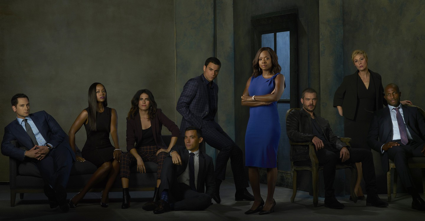 How to Get Away with Murder backdrop 1