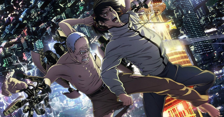 Inuyashiki backdrop 1