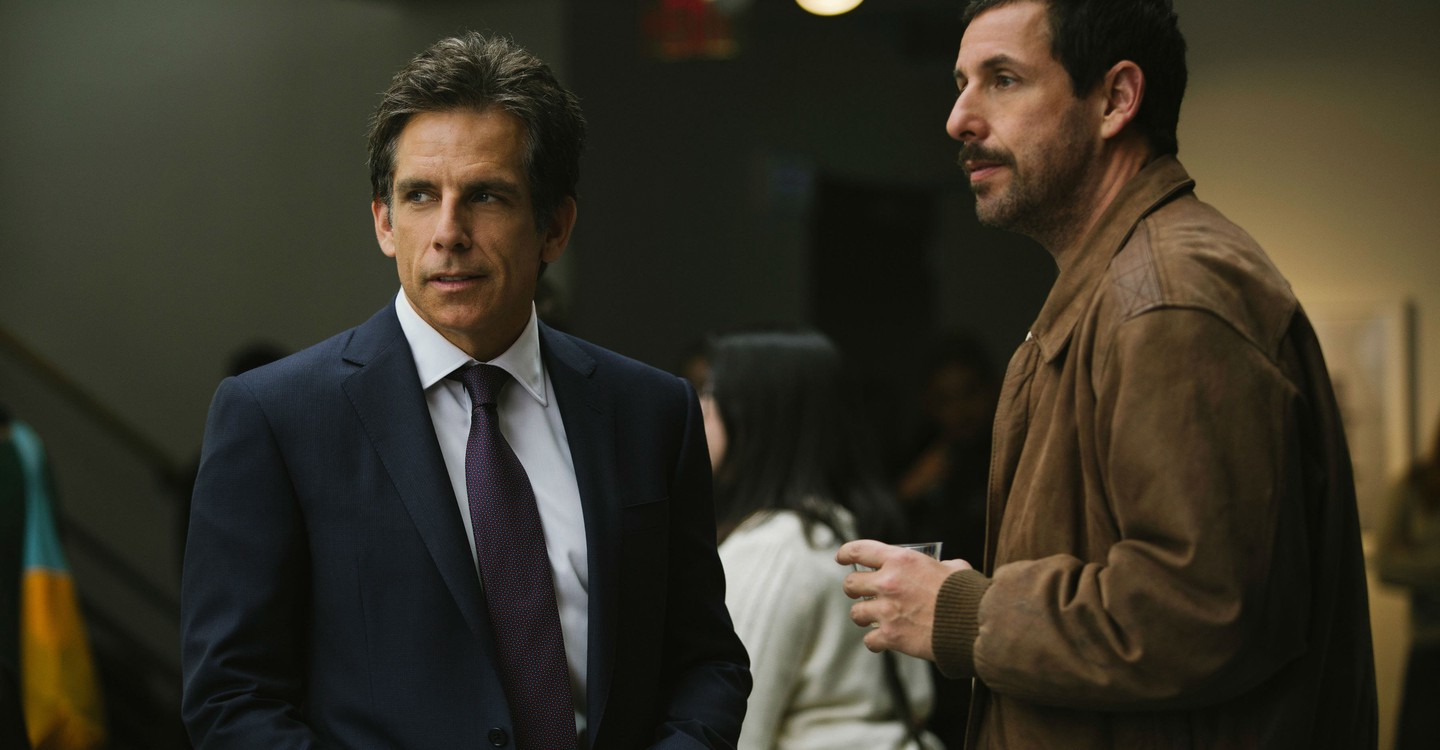 The Meyerowitz Stories (New and Selected) backdrop 1