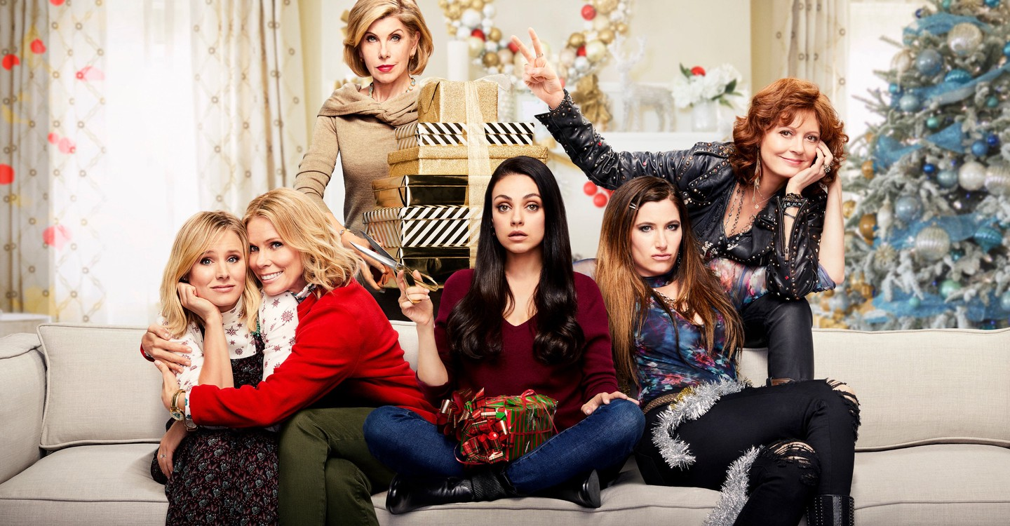 A Bad Moms Christmas - movie: watch streaming online