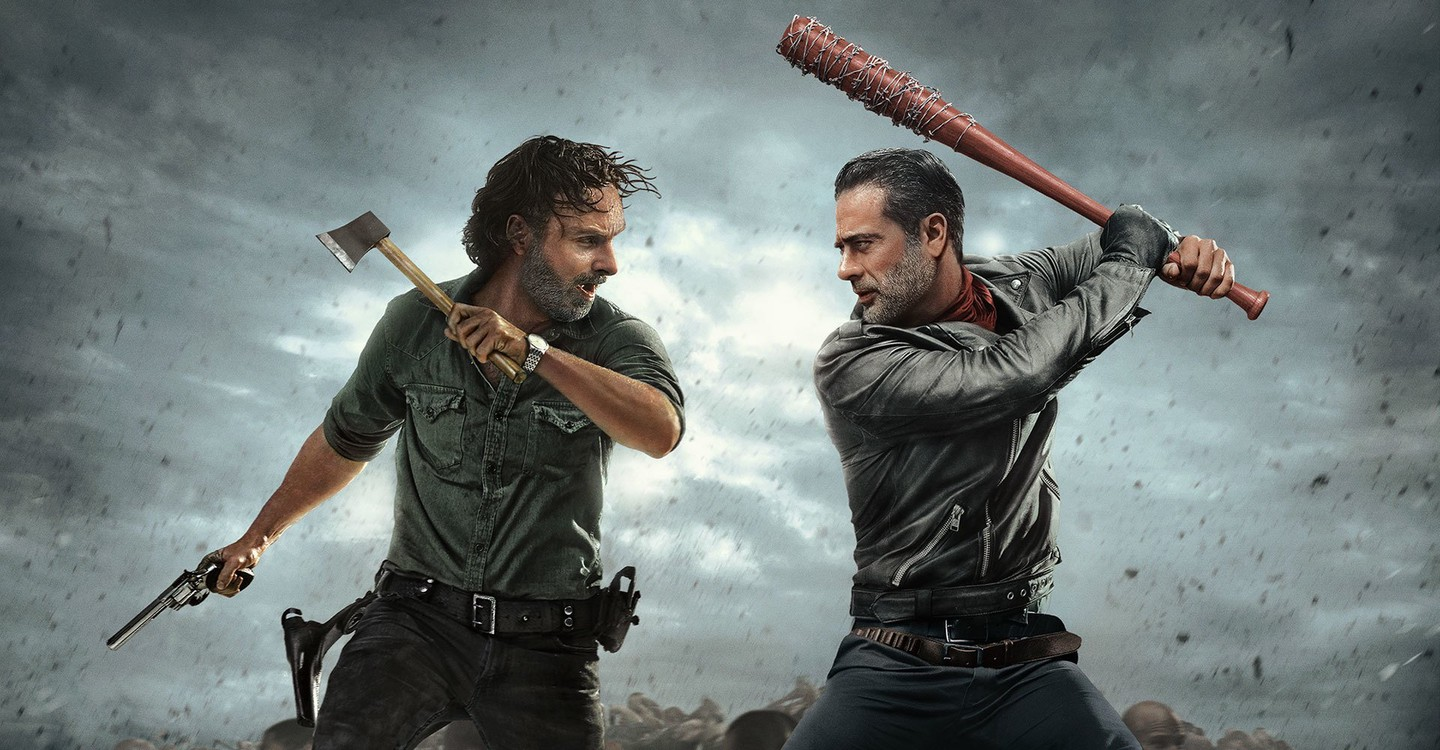 The Walking Dead - Netflix