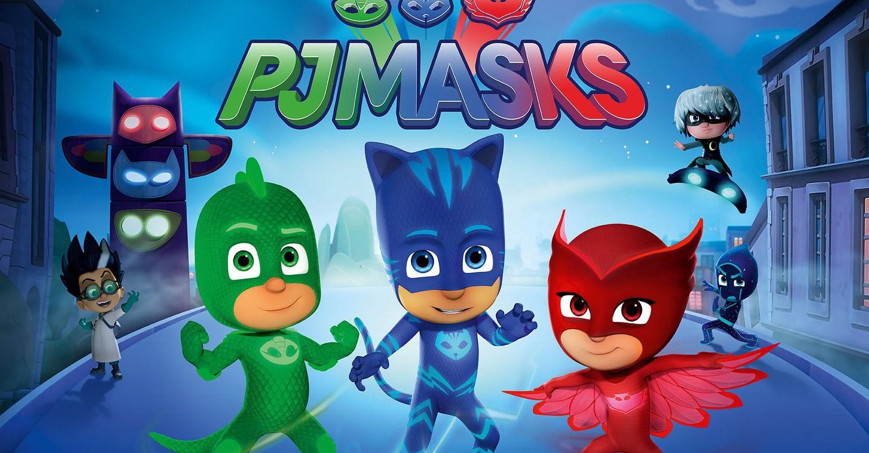 PJ Masks – Pyjamahelden