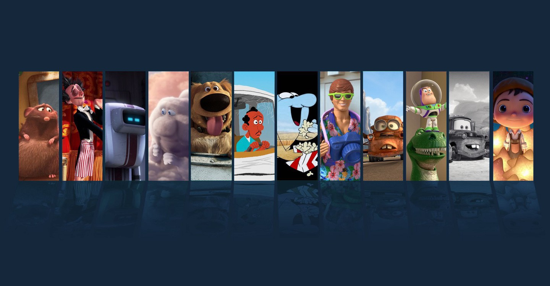 Pixars komplette Kurzfilm Collection: Volume 2
