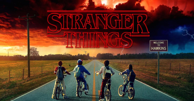 Stranger Things backdrop 1