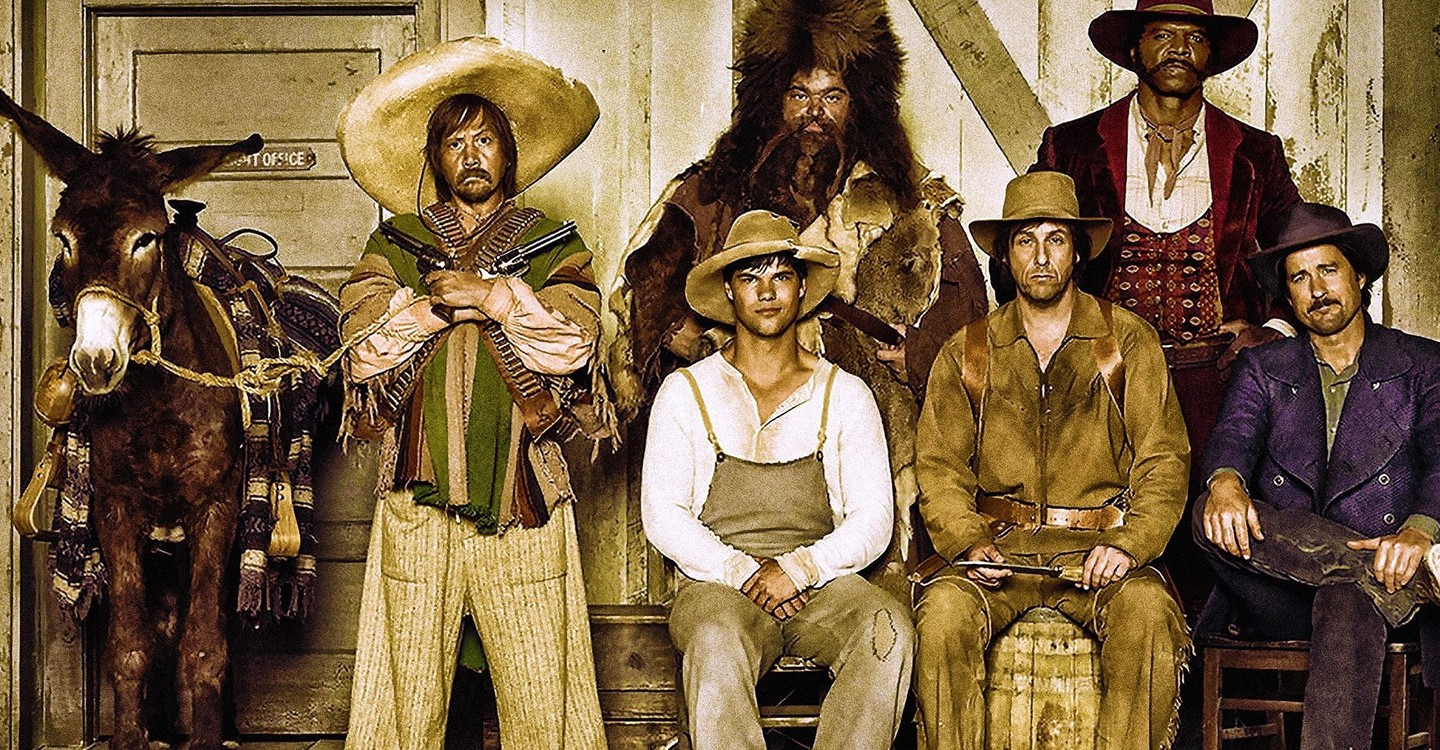 Angry Painter Watch Online the ridiculous 6 streaming: where to watch online?