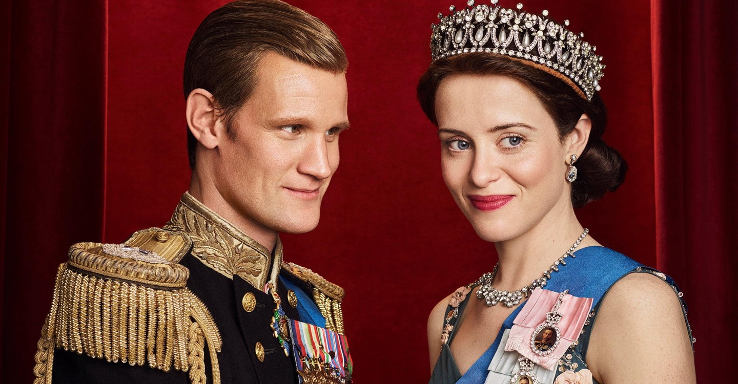 the crown show on netflix series dkoding
