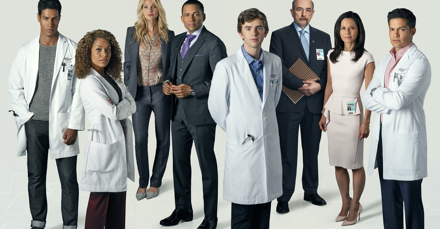 The Good Doctor backdrop 1