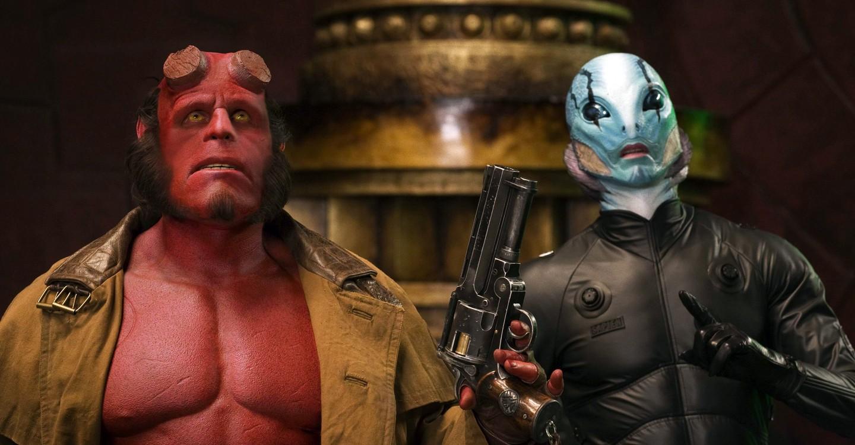 Hellboy - Die goldene Armee backdrop 1
