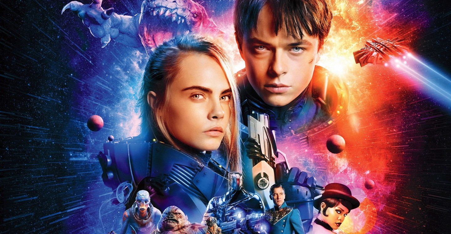 Valerian and the City of a Thousand Planets backdrop 1