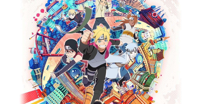 Boruto: Naruto Next Generations - streaming online