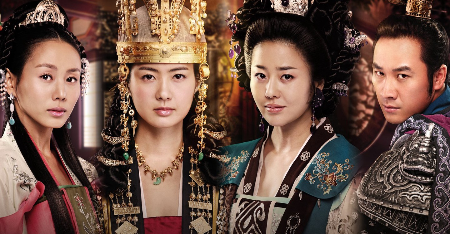 The Great Queen Seondeok Season 1 - episodes streaming online