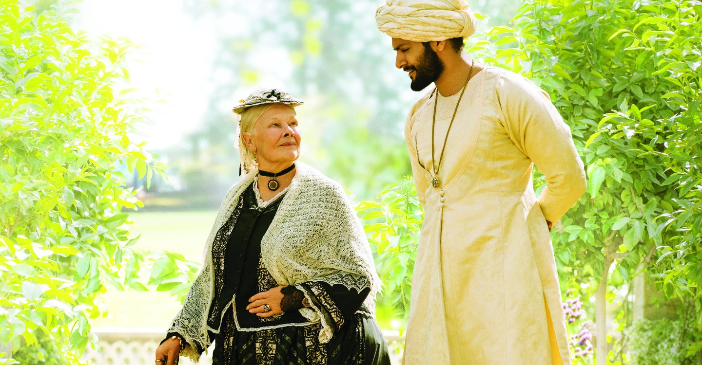 Victoria & Abdul backdrop 1