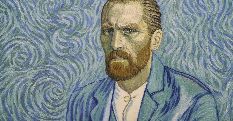 Loving Vincent backdrop 1