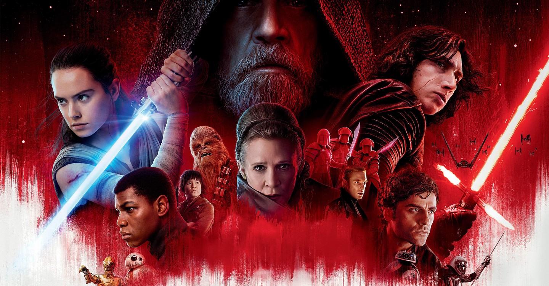 Star Wars: Os Últimos Jedi backdrop 1