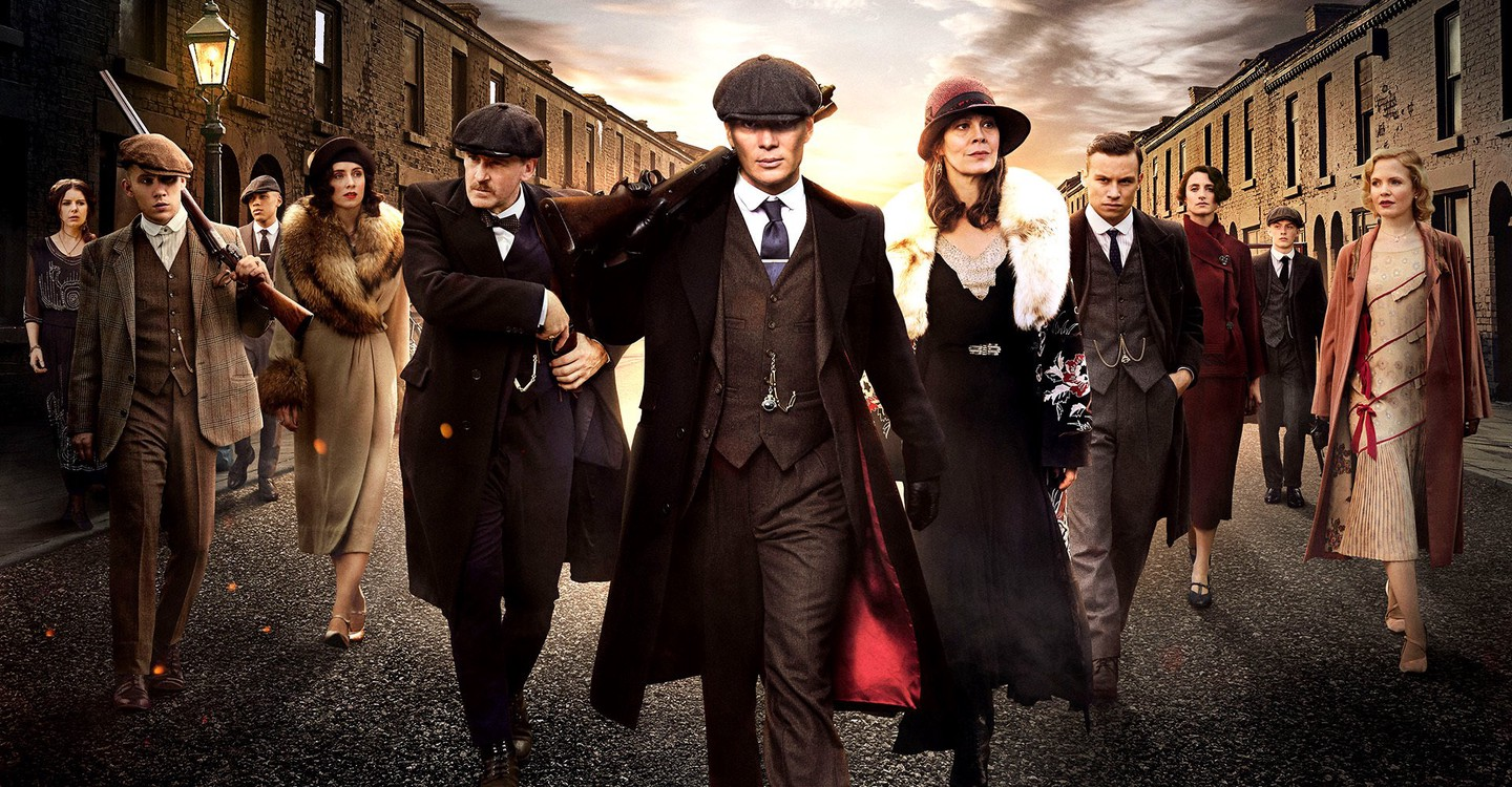 Peaky Blinders – Gangs of Birmingham backdrop 1