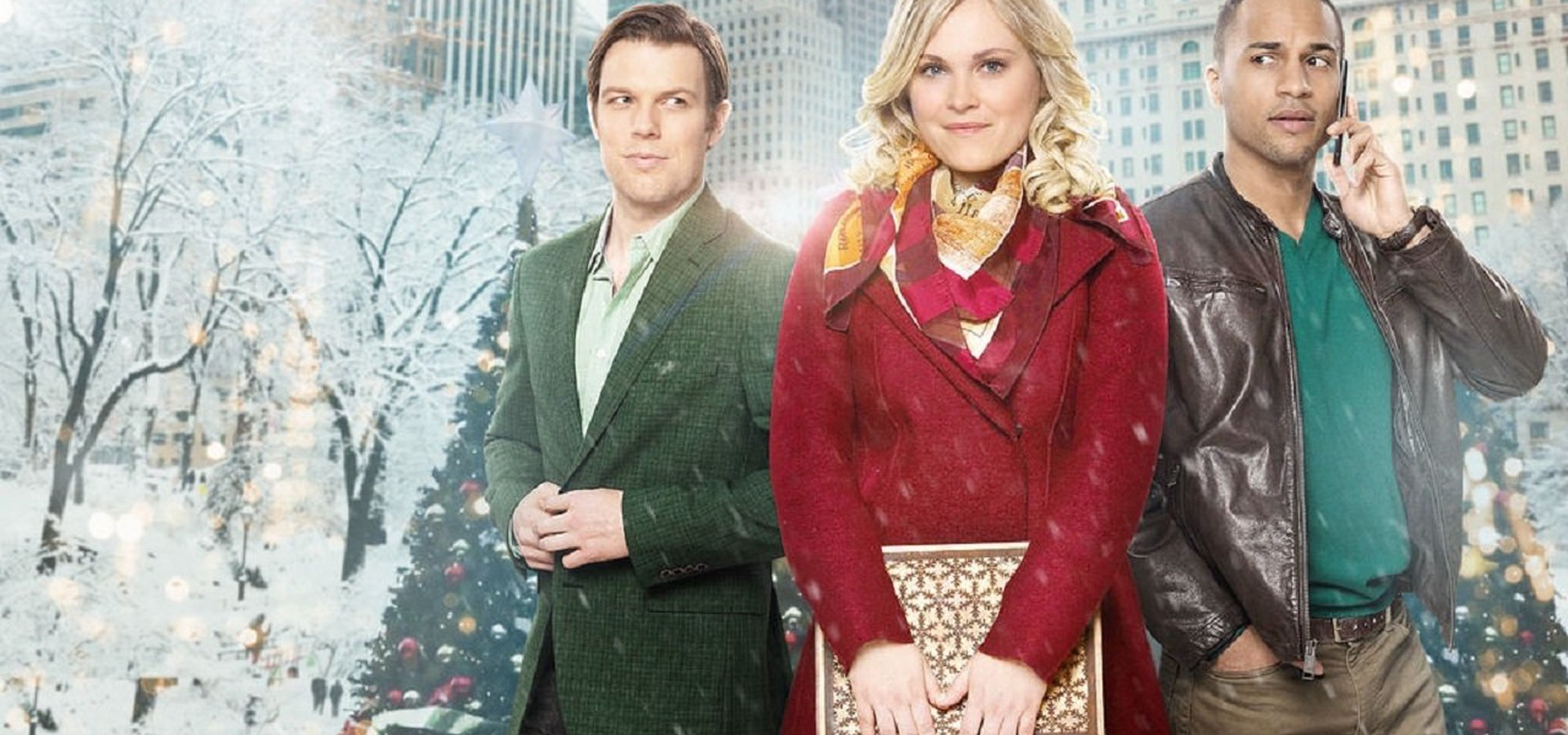 Noël à Snow Falls