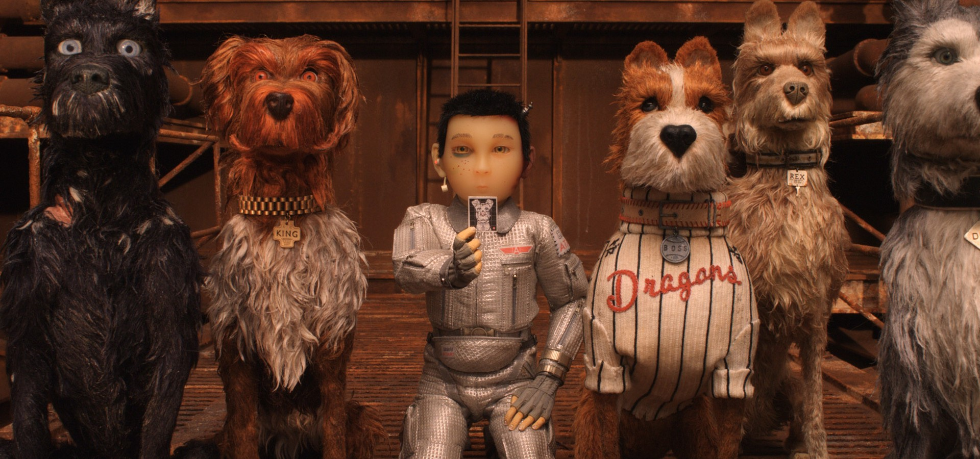 Isle of Dogs - Ataris Rise