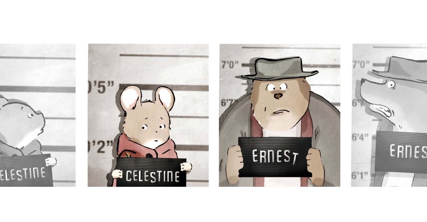 Ernest Celestine Streaming Where To Watch Online