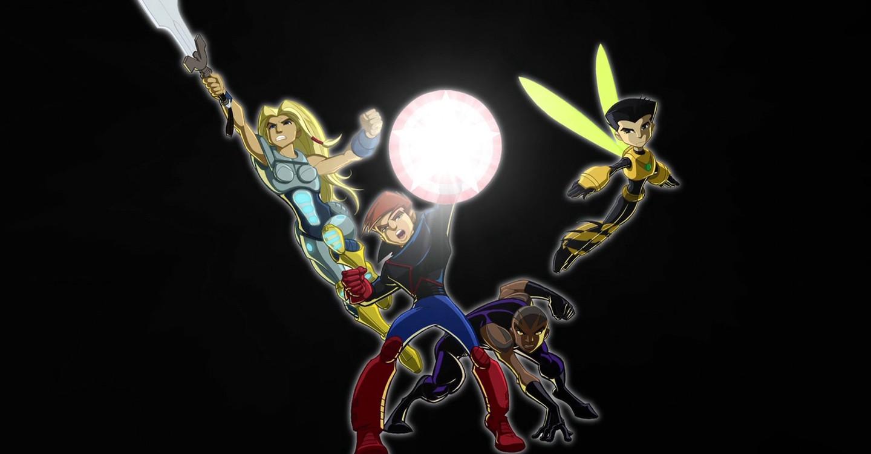 Next Avengers: Heroes of Tomorrow backdrop 1