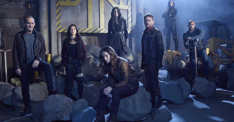 Marvel's Agentes de S.H.I.E.L.D. backdrop 1
