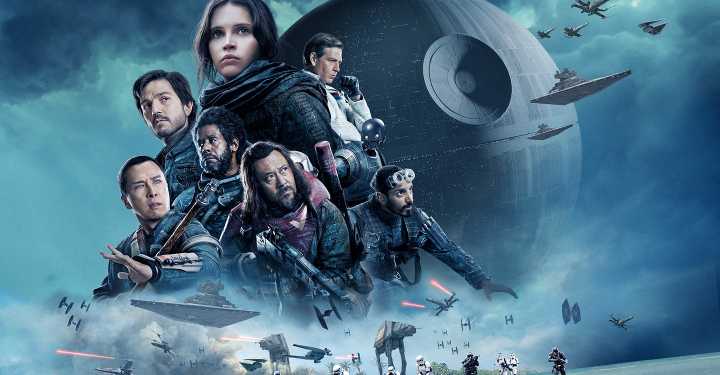 Rogue One: Uma História de Star Wars backdrop 1