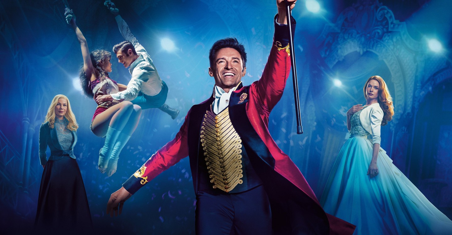 The Greatest Showman backdrop 1