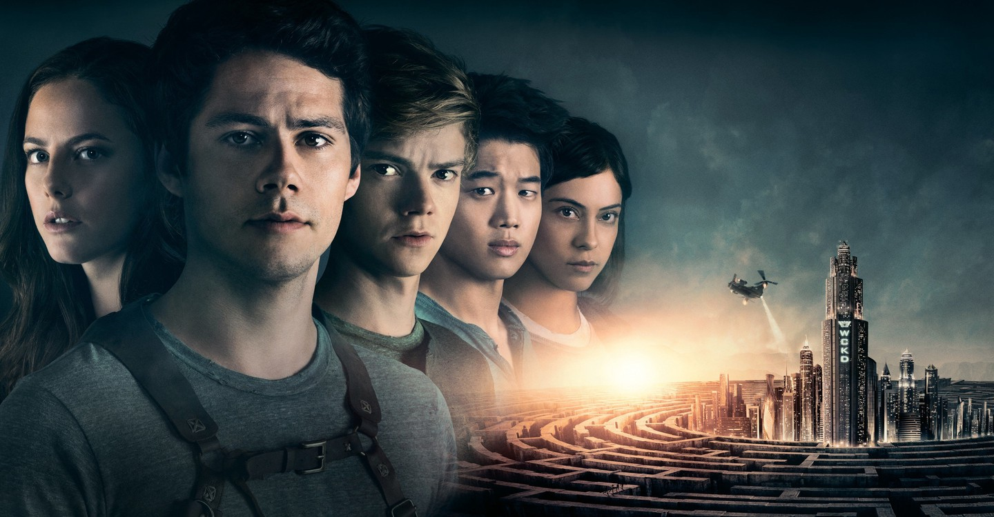 Maze Runner: The Death Cure backdrop 1