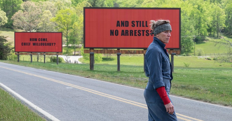 Three Billboards Outside Ebbing, Missouri backdrop 1
