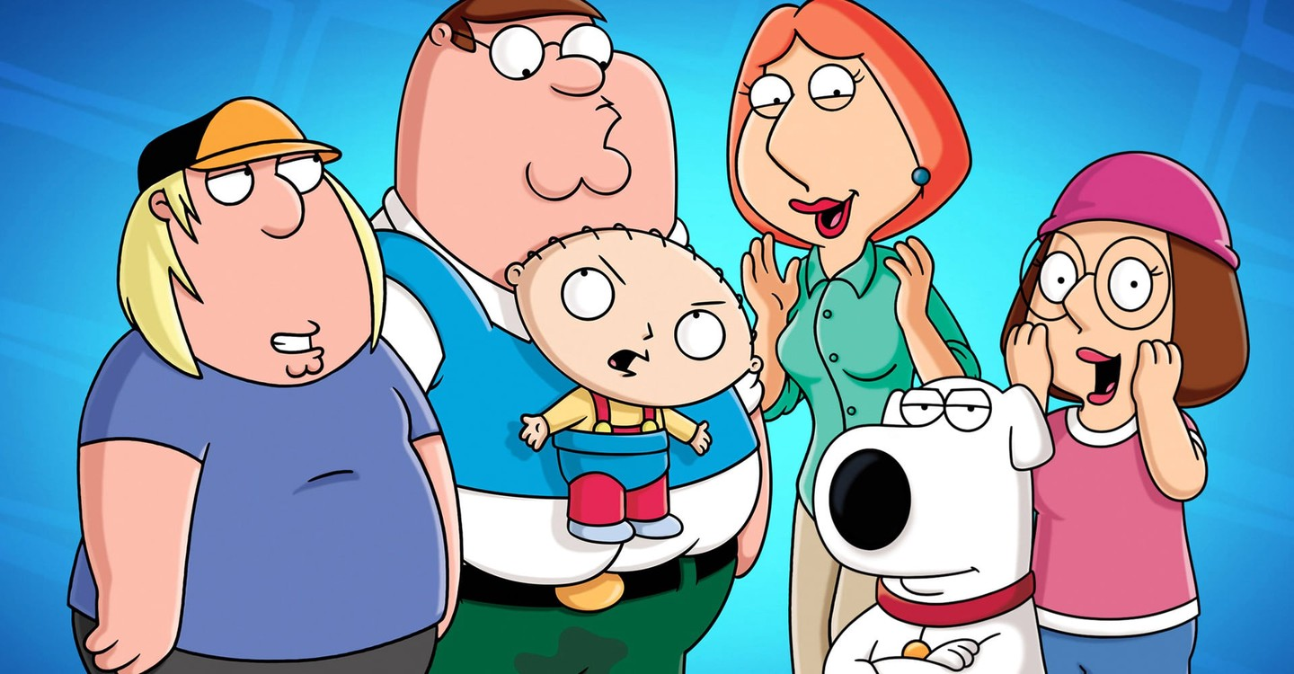 Family Guy - watch tv show streaming online