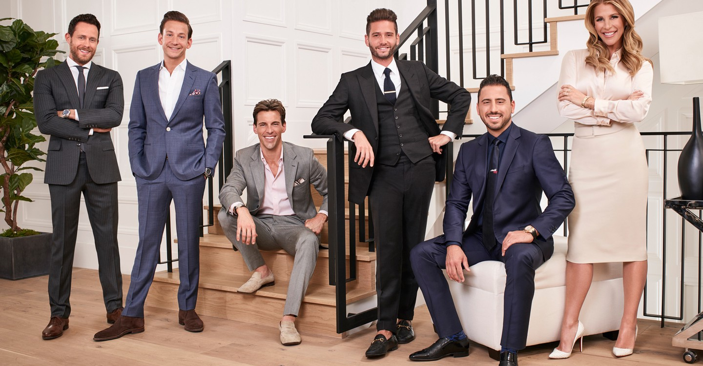 Million Dollar Listing Los Angeles backdrop 1