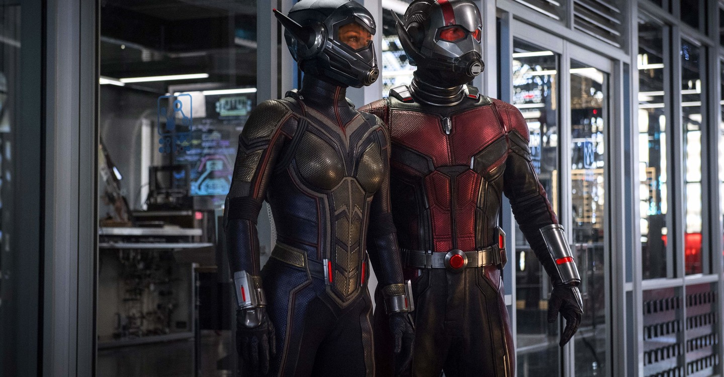 Ant-Man And The Wasp backdrop 1