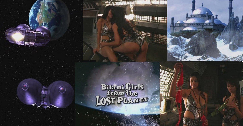 world of Bikini girls the lost