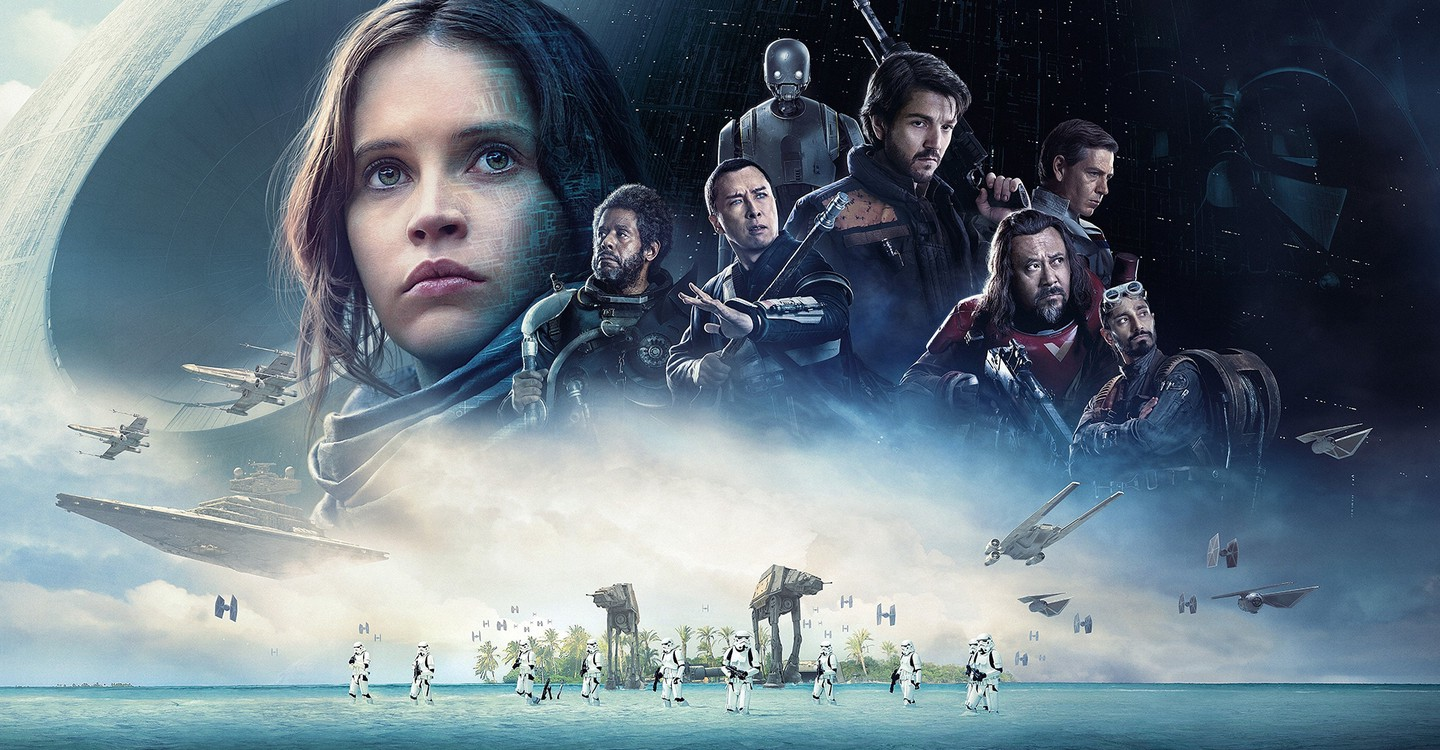Rogue One: A Star Wars Story backdrop 1
