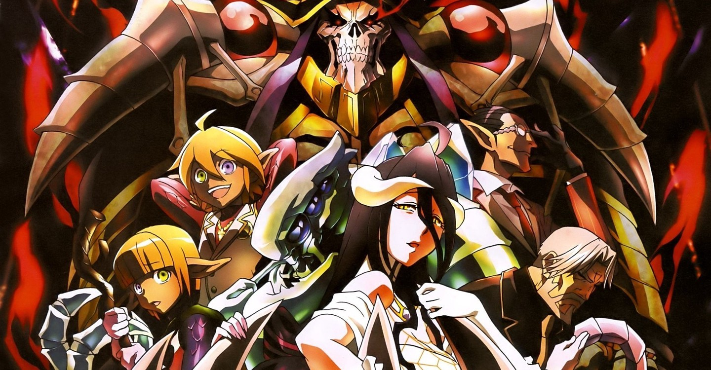Overlord Season 1 - watch full episodes streaming online