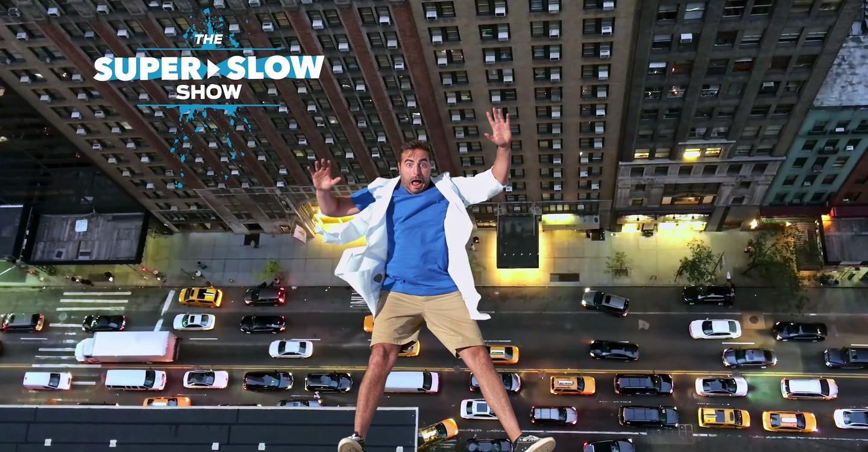 The Super Slow Show backdrop 1