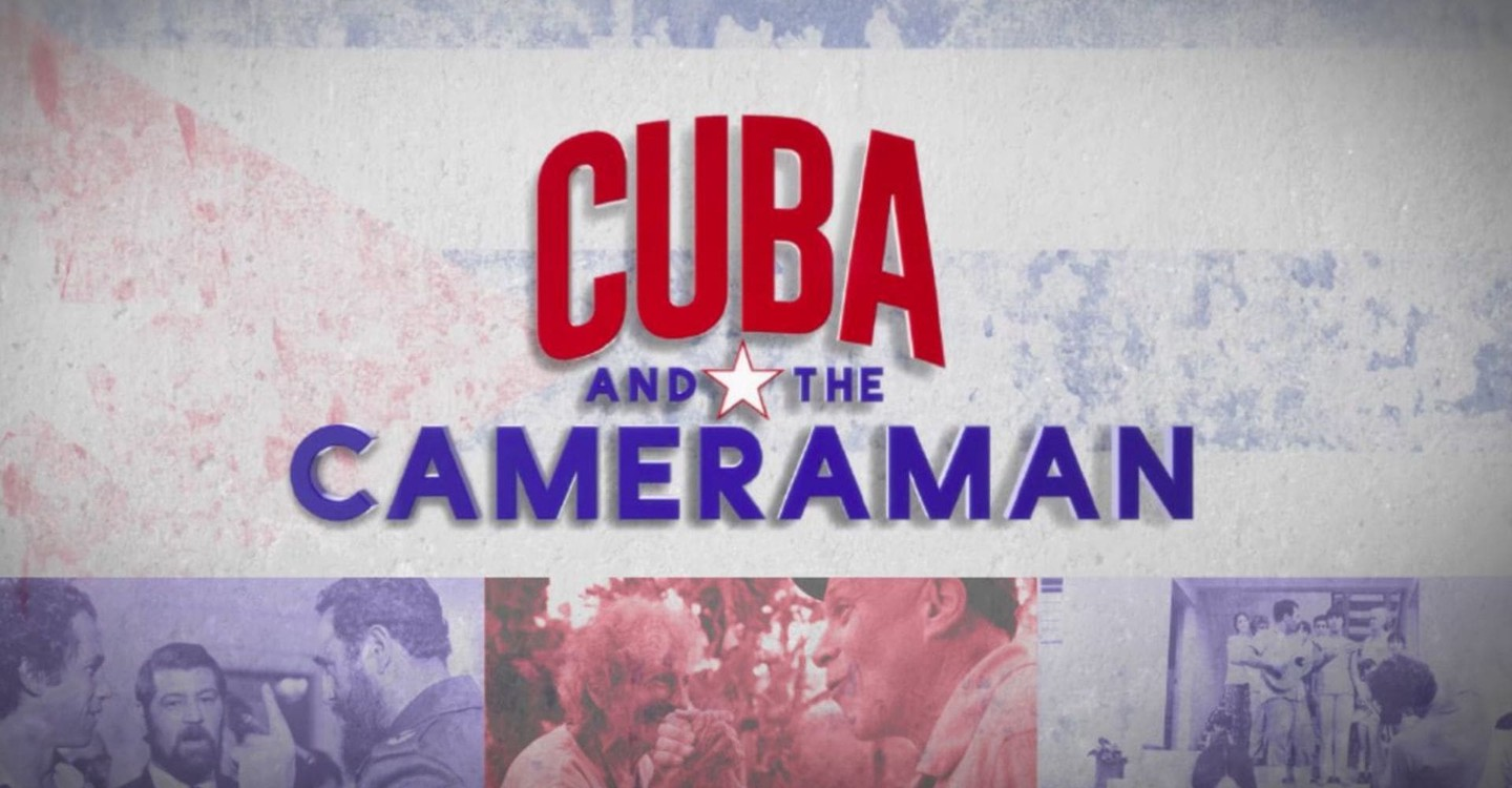 Cuba and the Cameraman backdrop 1