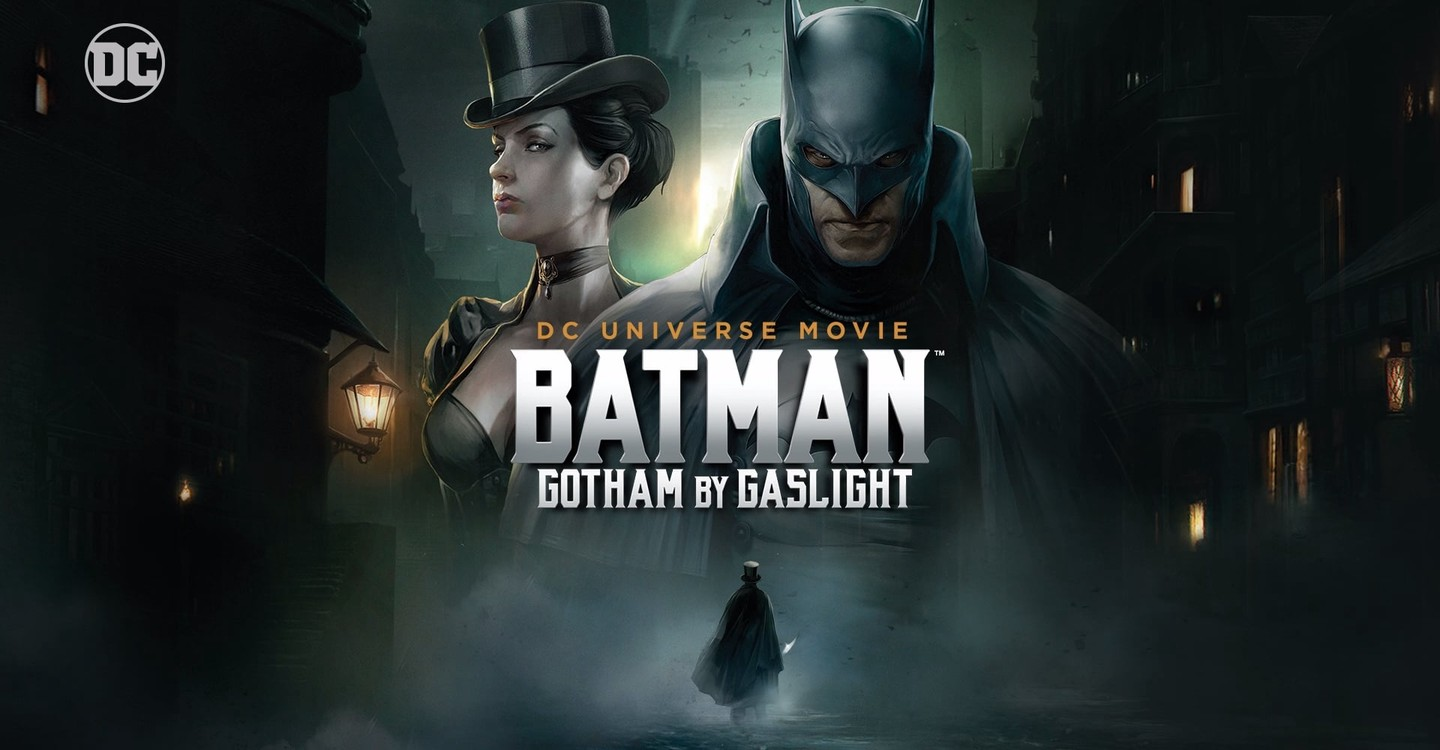 Batman Gotham By Gaslight Streaming Watch Online