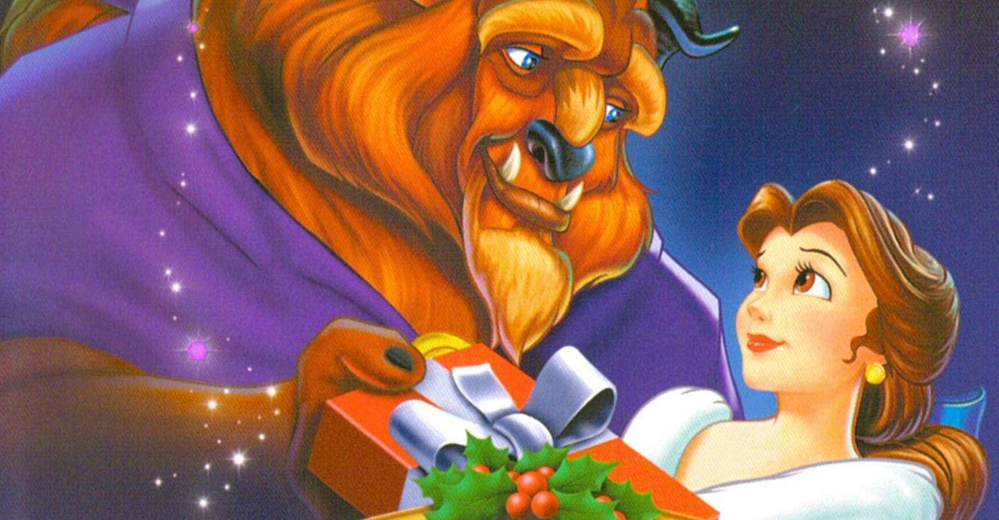 Beauty And The Beast Christmas.Beauty And The Beast The Enchanted Christmas Hd Buy