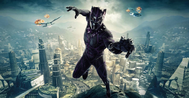 Black Panther backdrop 1